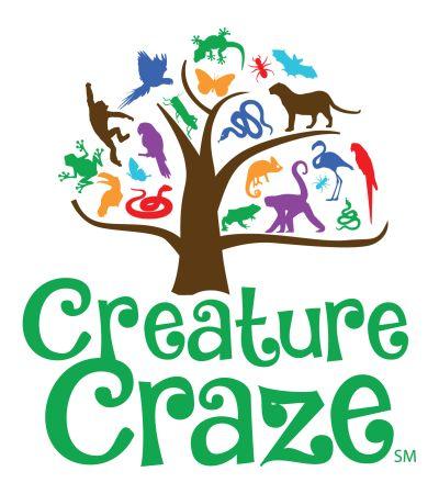 FIRST LEGO League Jr. Creature Craze Logo