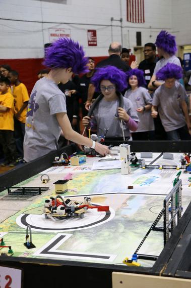 FIRST LEGO League - Mineola